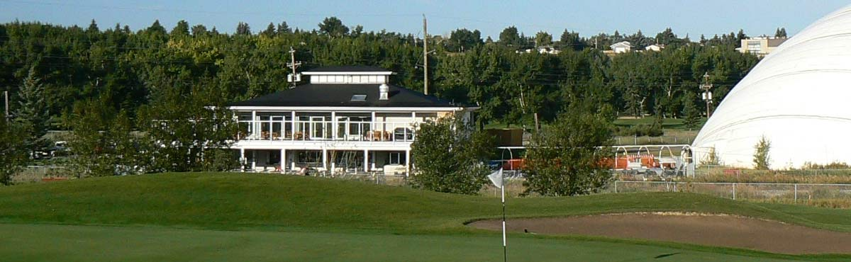 Club House From Green